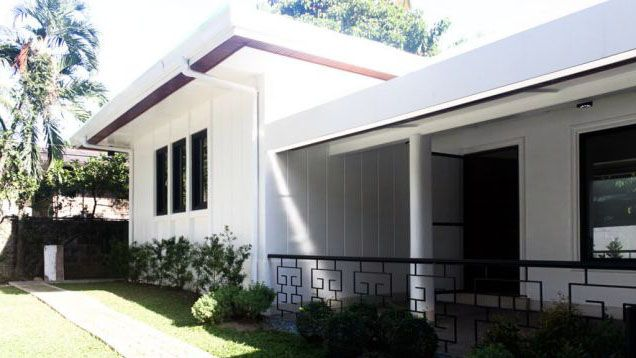 4 Bedroom Stylish House and Lot for Rent/Lease at Urdaneta Village, Makati City(All Direct Listings) - 0