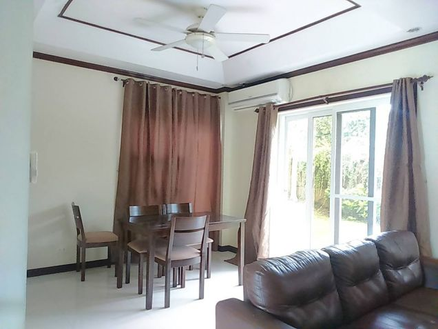2 Bedroom Furnished House In Clark Pampanga For Rent - 3
