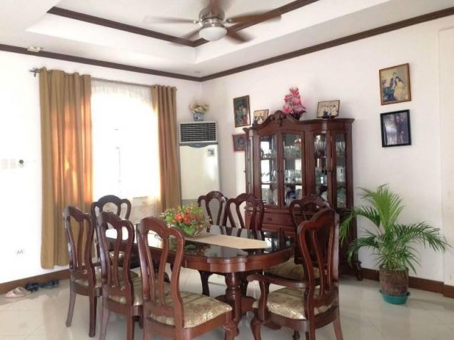 4 Bedroom Furnished House and Lot for Rent in Angeles City - 1