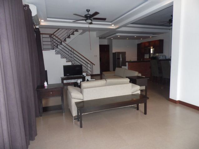 Fully Furnished House and lot with 4 Bedrooms for rent - P70K - 5