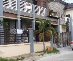 Modern 2 Storey House and lot for rent near SM Clark - P50K - 3