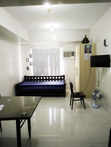Studio Unit for Sale with Furnitures for La Salle, Benilde, St. Scholastica students, employees or investors at Taft, Malate - 0