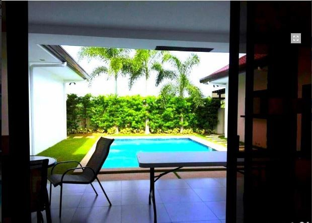 Furnished Bungalow House With Pool For Rent In Angeles City - 8