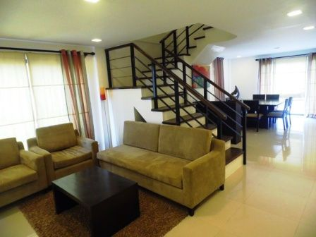 2-Storey House and Lot for Rent in Friendship Angeles City near Clark - 1