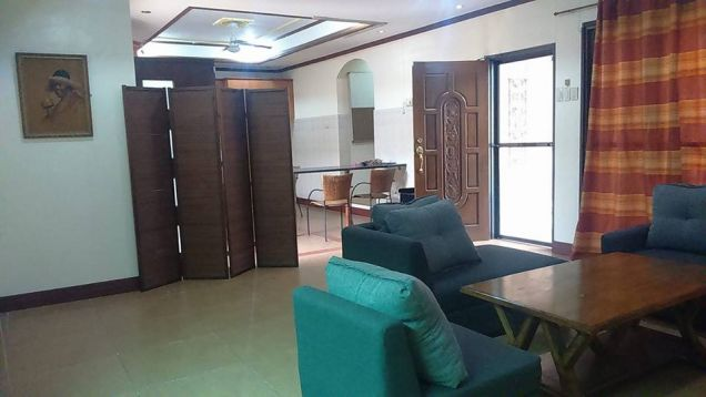 4BR with Private pool for rent in Angeles City - 65K - 1