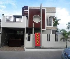 Fullyfurnished 3 Bedroom House & Lot For RENT In Hensonville, Angeles City - 0