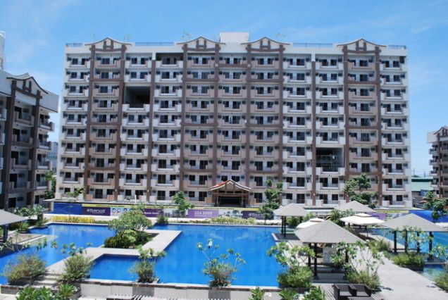 2BR in Rhapsody Residences at East Service road, near SM Sucat, SM Muntinlupa - 6