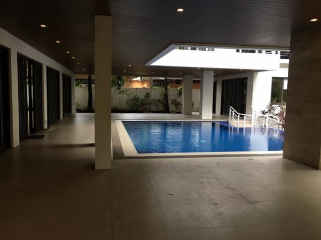 5 Bedroom Exclusive House and Lot for Rent in Dasmarinas Village Makati(All Direct Listings) - 0