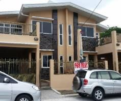 4 Bedroom Duplex House and Lot for Rent in Angeles City - 0