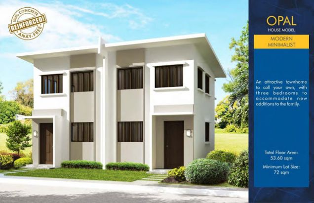Affordable duplex type at futura homes davao city for Types of duplex houses
