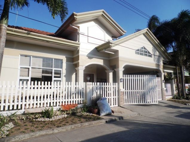 Cozy House and lot in Friendship for rent - Fully Furnished - 0