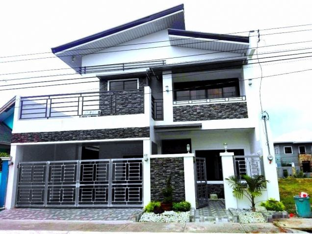 5 Bedroom House In Pandan Angeles City For Rent - 0
