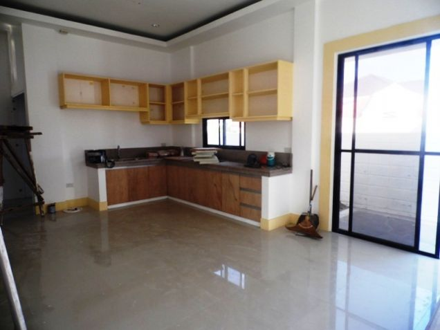 Fully Furnished 3 Bedroom House near SM Clark For Rent - @45K - 4