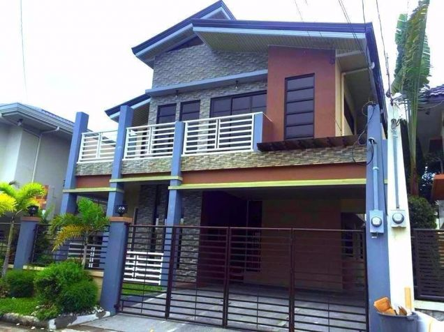For Rent Four Bedroom Unfurnished House In Angeles City - 9