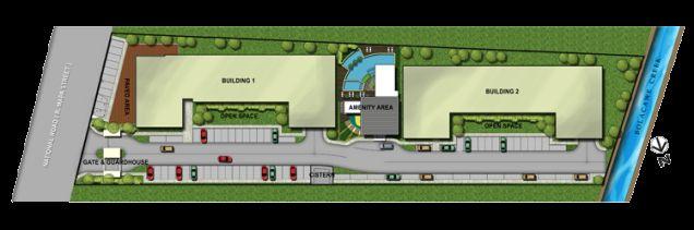 One Spatial Iloilo, 32 sqm, 2 Bedroom for Sale, Iloilo, Filinvest Land Inc - 4