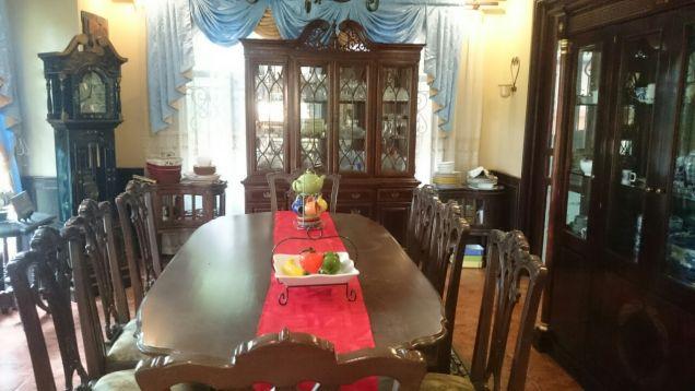Ayala Alabang Furnished House For Rent - 1
