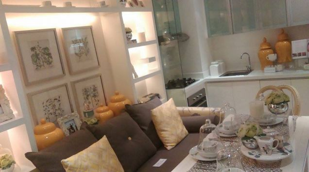 Condo For Sale 2 Bedroom In Pioneer Mandaluyong 15K per month No Downpayment - 1