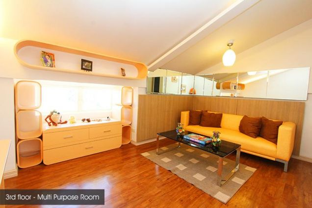 House and Lot For Rent in Guadalupe Cebu, Fully Furnished - 1