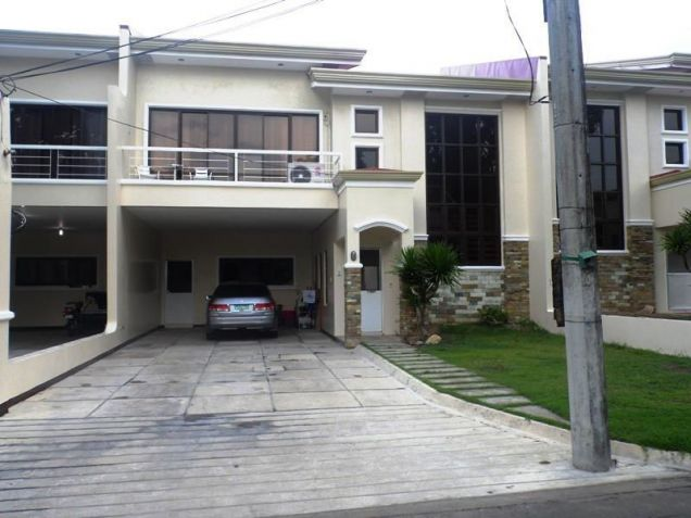 FOUR BedroomTownhouse For Rent In Cut-Cut Angeles City walking Distance in International Schools - 2