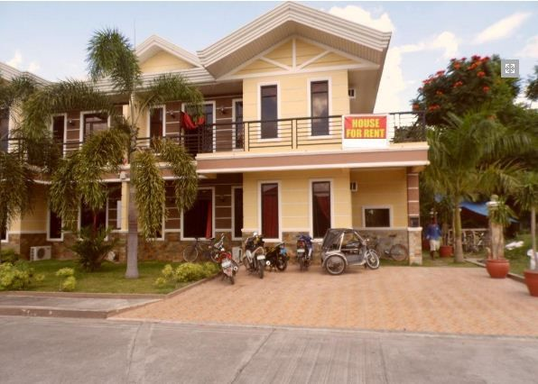 2 Bedroom Town House for rent inside a Secured Subdivision near Clark - 0