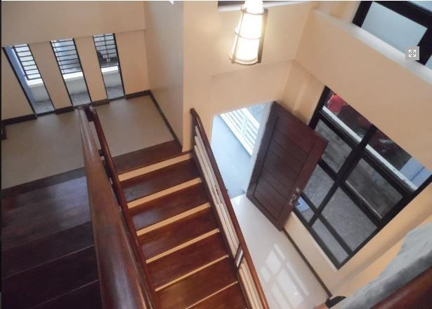 Modern 2 Storey House and lot for rent near SM Clark - 3