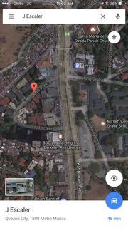 Commercial lot along Katipunan Avenue - 0