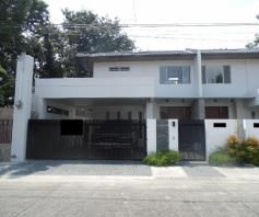 Modern House and lot for rent in Friendship - P45K - 0