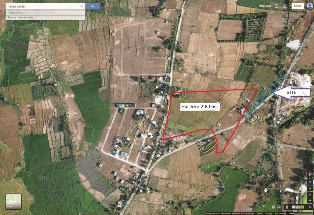 Prime 2.8has land  in Tanza  Barangay Santol for Sale - 3