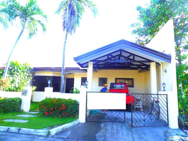 3 Bedroom Bungalow House For Rent In Angeles City - 0