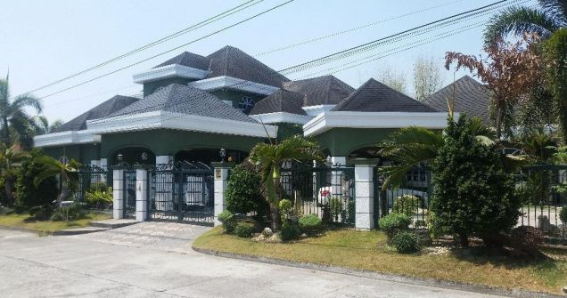 Fully Furnished Huge House with 6 Bedrooms for rent in Friendship -150k - 0