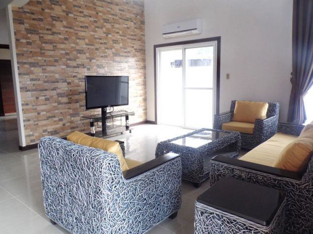 Fully Furnished House for rent - 65K - 2