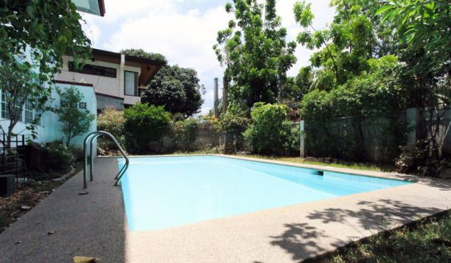 Spacious House and Lot for Rent in Bel Air Village, Makati City(All Direct Listings) - 0