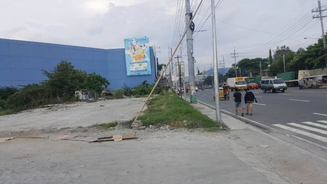 Commercial Area Besides SM Taytay - 0