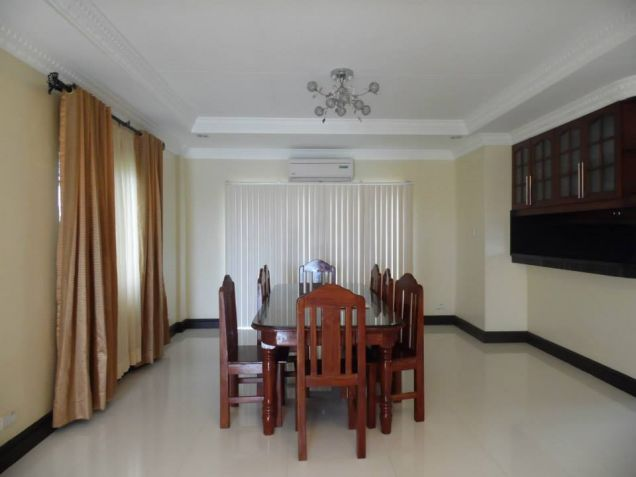 For Rent 4 Bedroom Unfurnished House In Angeles City - 3