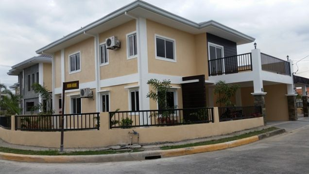Newly Built House with Modern Design for rent in Hensonville -@P45K - 0