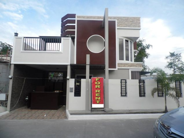 Furnished 3 Bedroom House In Angeles City For Rent - 0