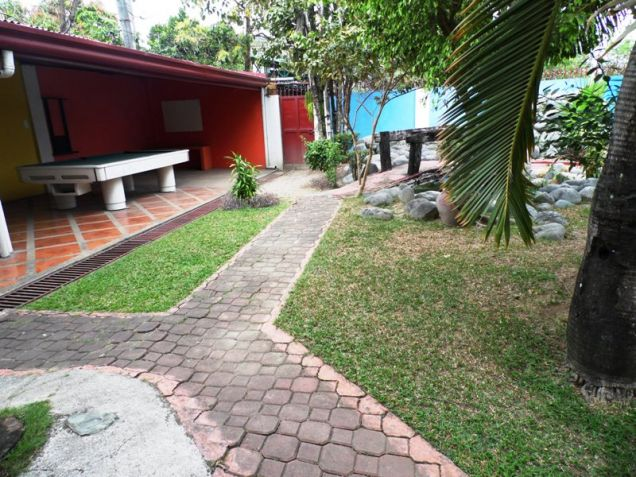 2 Storey with Swimming Pool House and Lot for RENT in Mabalacat Pampanga - 2