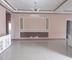 Spacious Bungalow House for rent in an exclusive Subdivision in Friendship - 50K - 5