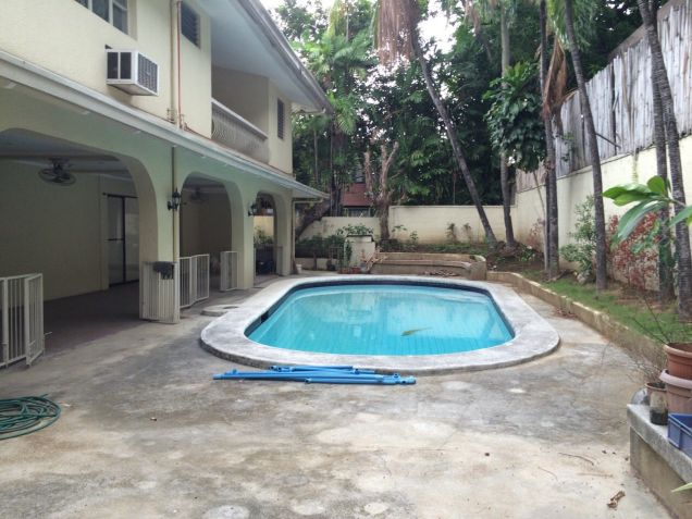 House & Lot for Lease in Garfield Street, West Greenhills, San Juan - 3
