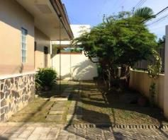 Bungalow House and Lot for Rent in Angeles City - 1