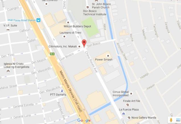 505 sqm Lot Area, Lot for Sale in Makati, Metro Manila, Code: COJ-LOT - 505KH - 0