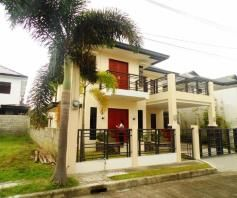 Two-Storey 3 Bedroom Furnished House & Lot For Rent In Angeles City. - 1