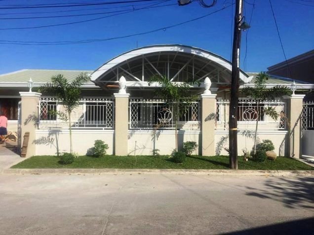 5 Bedroom Furnished House & Lot For Rent Or Sale In Friendship Angeles City Very Near To Clark - 3
