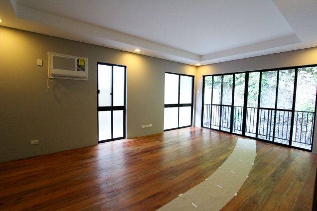 4 Bedroom House for Rent in Cebu City Maria Luisa Park - 1