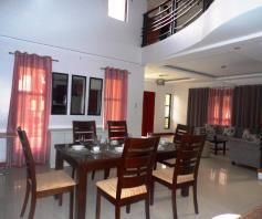 3 Bedroom Furnished House and Lot for Rent in Amsic - 2