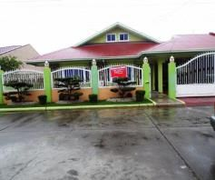 Bungalow House and Lot for Rent in Friendship Angeles City - P60K - 0