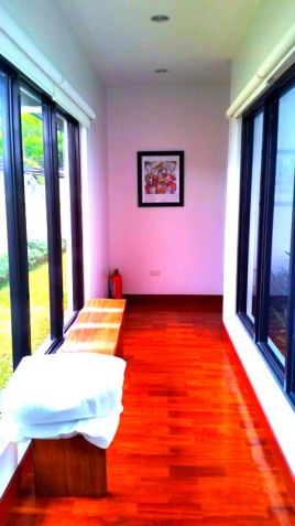 Furnished House With Pool For Rent In Angeles City - 1