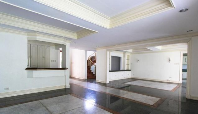 San Lorenzo Village 4 Bedroom House for Rent, Makati City(All Direct Listings) - 1