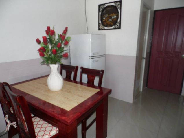 Furnished Two Bedroom Apartment For Rent In Angeles City - 2