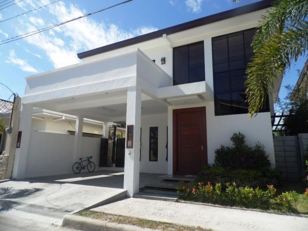 4Bedroom House & Lot For Rent In Hensonville Angeles City... - 2